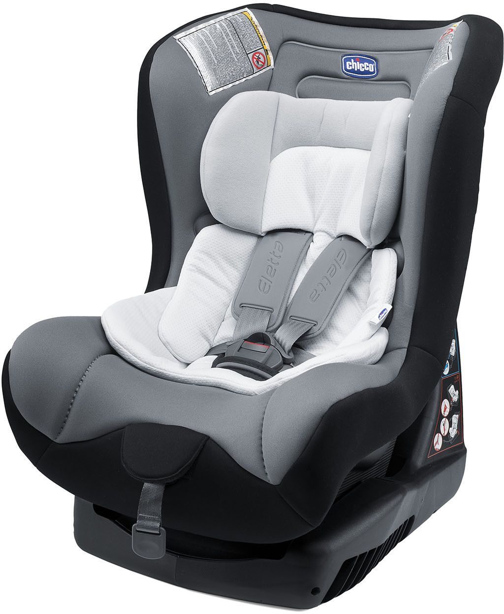 6006  Chicco Booster Eletta Baby Car Seat Original